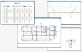Home Design Software Bill Of Materials Features Concrete Slab And Foundation Design Safe