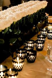 99 best classic events black and white tablescapes and