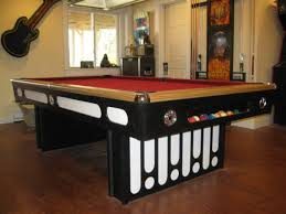 light over pool table awesome star wars themed pool table and light
