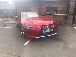 lexus lc 500 motore 500h on topsy one