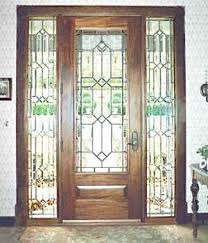 Glass For Front Door Panel by French Antique Glass Door Panels Entry Doors Custom Stained