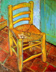 vincent s chair with his pipe arles december 1888 london van gogh vincent s chair with his pipe arles december 1888 london national gallery