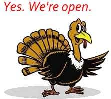 what s open thanksgiving day 2017