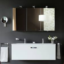 Mirrored Cabinet Bathroom Medicine Cabinets Inspiring Lighted Medicine Cabinet Mirror Led