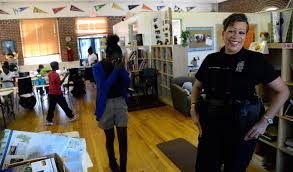 hometown hero tampa policewoman helps level playing field for at