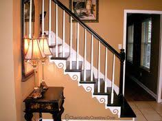 how to secure a vinyl runner to carpeted stairs without nails