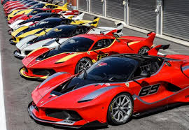 ferrari laferrari ferrari laferrari fxxk for sale production 32 cars cars