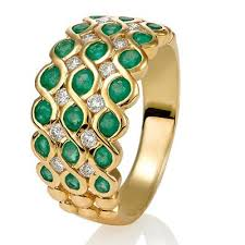 coloured stones rings images Coloured stones rings jpg