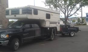 Truck Bed Trailer Camper Rv Net Open Roads Forum Truck Campers Show Your Rig And Truck