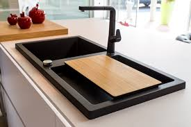 cuisine evier éviers de cuisine inox céramique et résine silgranit
