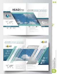 business report template business templates for brochure magazine flyer booklet or royalty free vector