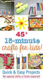 easy preschool crafts handmade craft design
