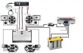 auto amplifier wiring diagram simple amplifier diagram u2022 free