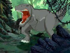pin james edward mcdonald tyrannosaurus rex