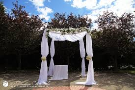 chuppah canopy montreal arches canopy a timeless celebration