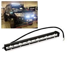 12 Light Bar Super Bright 13inch 36w 12 Led Light Bar Spot Flood Work Driving