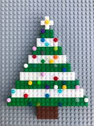 lego christmas tree simple play ideas
