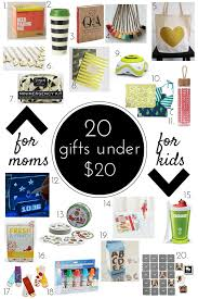 Best Gift For Mom by 20 Gifts Under 20 For Moms And Kids Savvy Sassy Moms