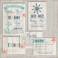 Design Invitations Nautical Wedding Invitation Vertabox Com