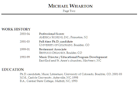 sample music resume for college application resume for project management susan ireland resumes