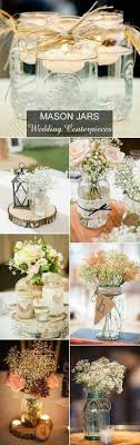 used wedding centerpieces a rustic nature inspired wedding wood flowers rustic