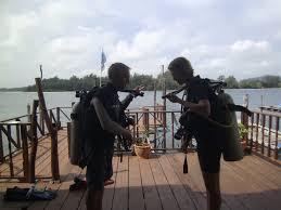 scuba diving hidden depths diving