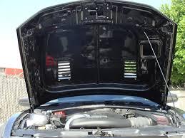 02 Black Mustang Gt 2010 2012 Gt V6 Not 10 12gt500 Mustang Black Mamba Ii Hood Gt