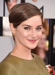 formal hairstyles for pixie cuts shailene woodley s straight