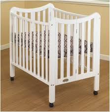 Kalani Mini Crib by Crib With Different Levels Creative Ideas Of Baby Cribs