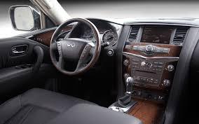 infiniti qx56 for sale 2012 2011 infiniti qx56 long term test verdict motor trend