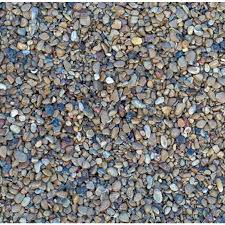 Backyard Pebble Gravel Shop Landscaping Rock At Lowes Com