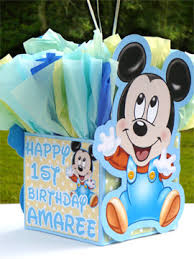 baby mickey 1st birthday 12 inch baby mickey mouse decorations handmade supplies de flickr