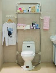 Bathroom Shelf Over Toilet by Bathroom Storage Over Toilet Glass U2013 Home Improvement 2017 Ideas