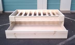 Build Twin Platform Bed With Storage by Storage Platform Beds Hawaii Platform Beds The Aloha Boy