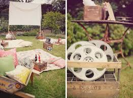 triyae com u003d backyard movie night birthday party ideas various