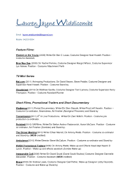 Resume Server Skills Curriculum Vitae Example Of Great Resumes How Do I Make A Cover To