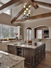 Kitchens With Granite Countertops Best 25 Brown Kitchens Ideas On Pinterest Kitchen Ideas Light