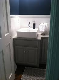 fresh perfect cheap half bathroom decorating ideas 7929 half bath decorating ideas single vessel sink gray