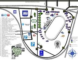 Ccw Map General Info Lorain County Fair