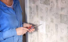 how to remove old wallpaper bauen diy home improvement