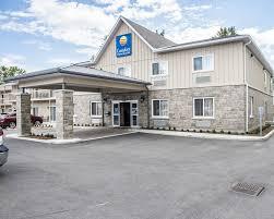 Comfort Inn Ontario Ca Comfort Inn U0026 Suites Thousand Islands Harbour District 2017 Room