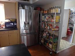 kitchen how to install pantry shelving for kitchen pantry design