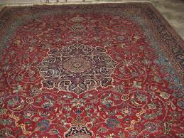 Old Persian Rug by 100 Years Old Naeen Tudeshk Wool Persian Rug Item Ra 9