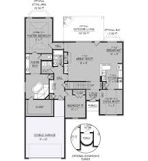 Double Master Bedroom Floor Plans Briarcrest Floor Plans Regency Homebuilders