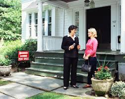 working with a real estate agent overview