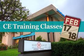 the hay legal group pllc hlg offers trec classes u2013 legal i