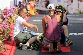 Christian Bach Bad Wildungen 3athlon Dnf Is No Option 2 40 00 Marathon Und Streckenrekord
