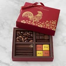 new year box la maison du chocolat lunar new year chocolate gift box williams