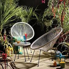 Egg Bistro Chairs Garden Furniture Sets Dunelm