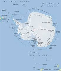 Map Of Oceans Maps Of The Arctic Ocean And Antarctica Aviation Impact Reform